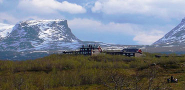 Abisko Station. Photo: Philipp Theuring