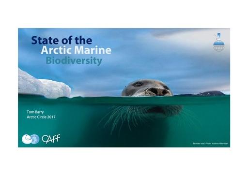 Data presentation and sharing in practice – the Arctic Biodiversity Data Service (ABDS): Kári Fannar Lárusson