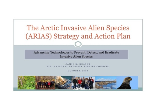 Advancing Technologies to Address Invasive Alien Species: Jamie K. Reaser